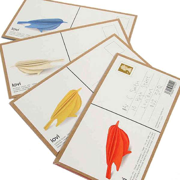 Birch Bird Cards Gives Postcards a Creative Twist