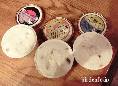 Bird-Flavored Ice Cream