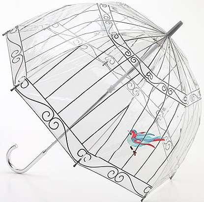 Cutesy Rain Gear