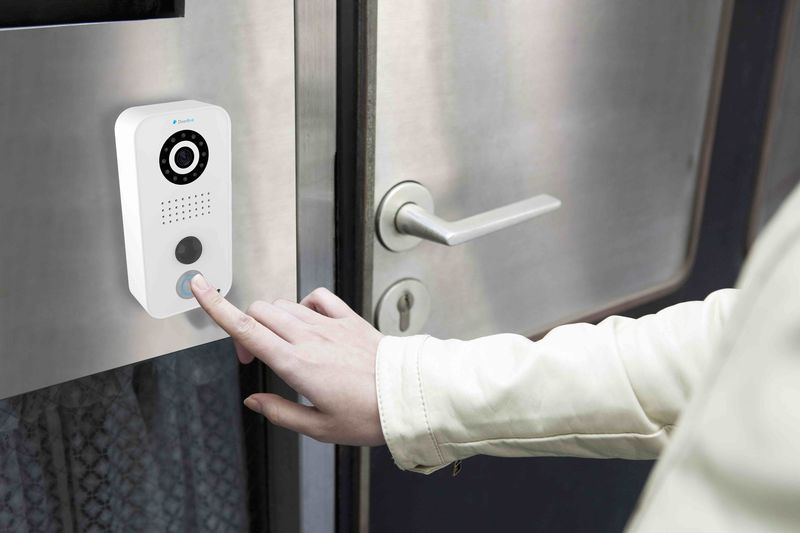 Facial Recognition Doorbells