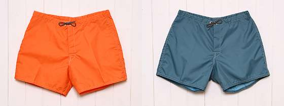 Low-Key Swim Shorts