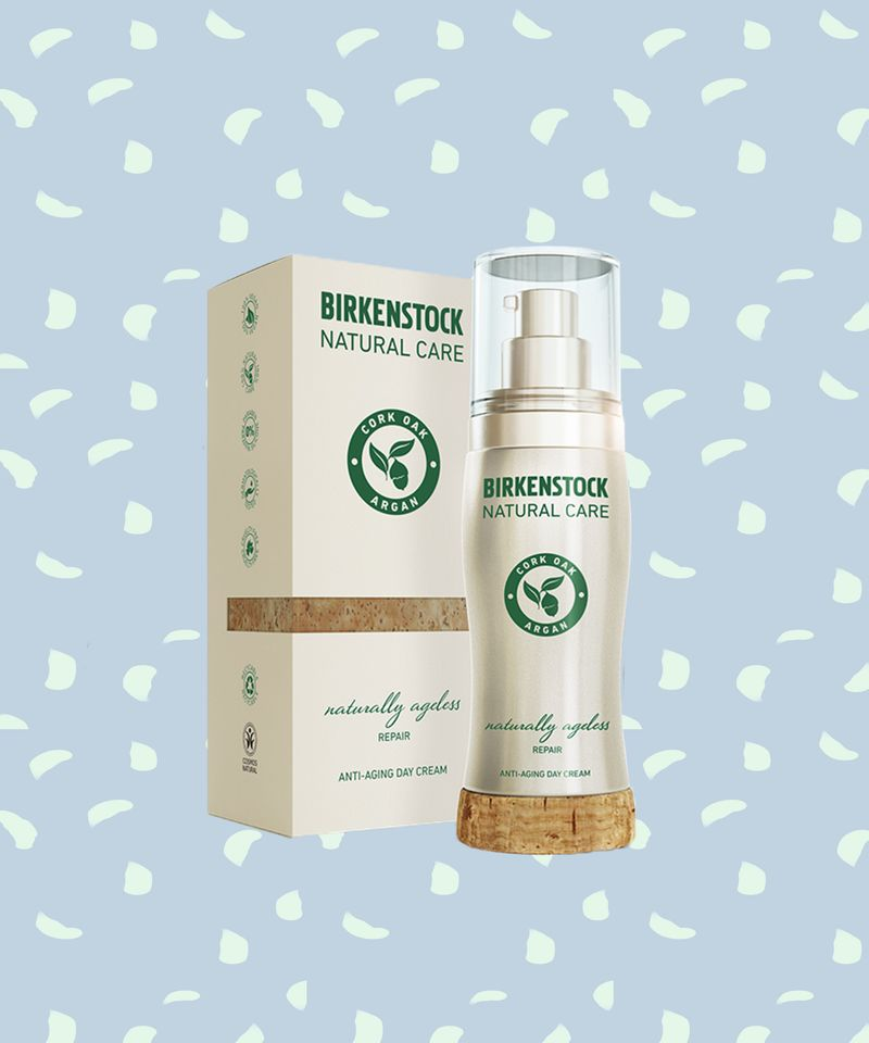 Cork-Containing Cosmetics