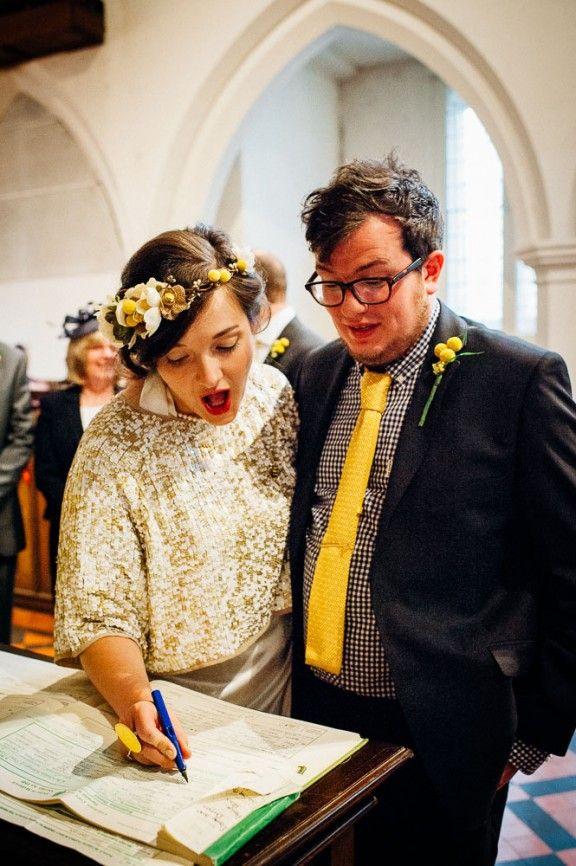 Kid's Party-Inspired Weddings
