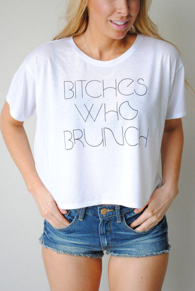 Devoted Brunching Tees