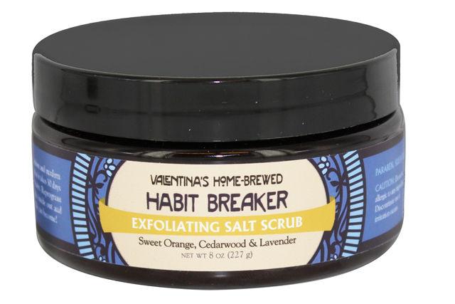 Habit-Breaking Scrubs