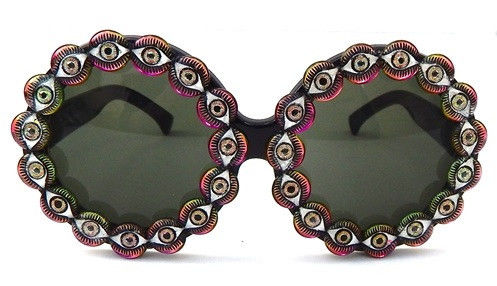 Creepy Ocular Sunglasses
