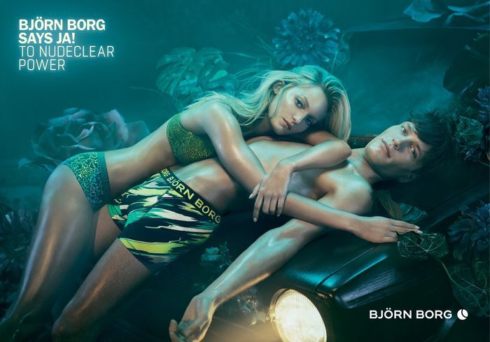 Romantic Automotive Fashion Campaigns