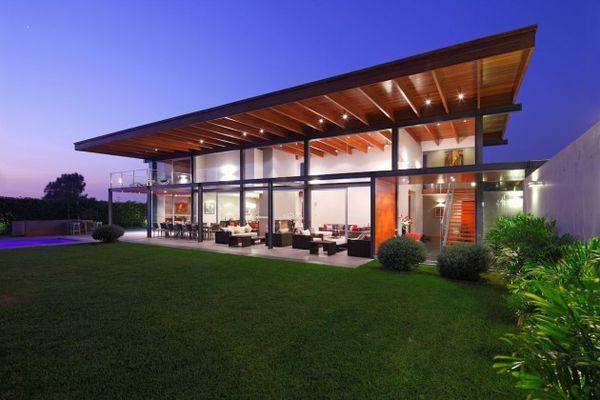 Invigorating Outdoor Homes