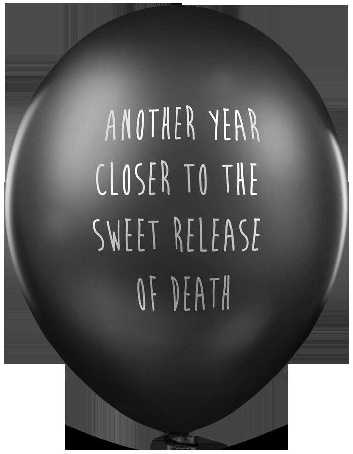 Satirical Celebration Balloons