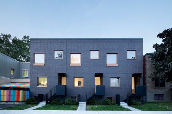 Space-Maximzing Residence Buildings