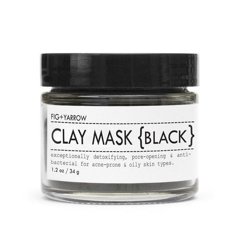 Charcoal-Based Beauty Products