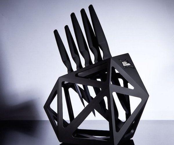 Geometrical Kitchen Equipment