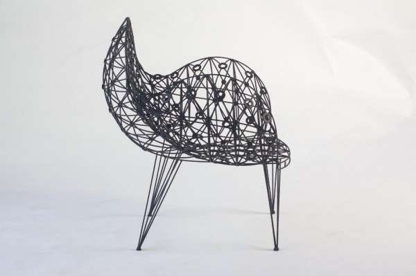 Black Dove Chair