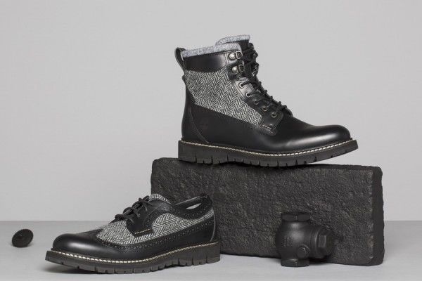Grayscale Footwear Collections