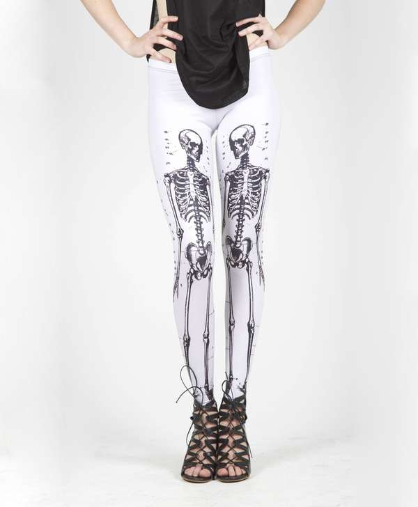 Black Milk Anatomist Leggings