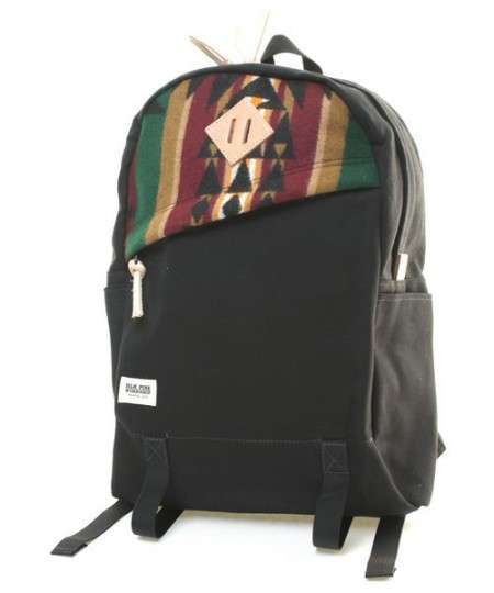 Geometric Backpacks