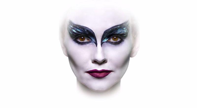 Aninimal Book: Dark Swan Makeup Tutorials : black swan makeup tutorial
