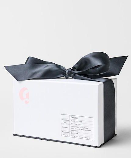 Black-Tie Beauty Boxes