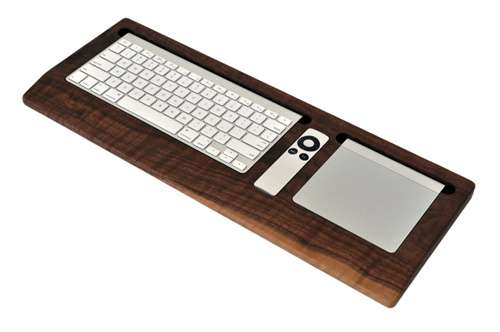 Black Walnet Keyboard Tray