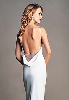 Kind of dress clothes fashion oct 21 2011 for Low back bras wedding dress