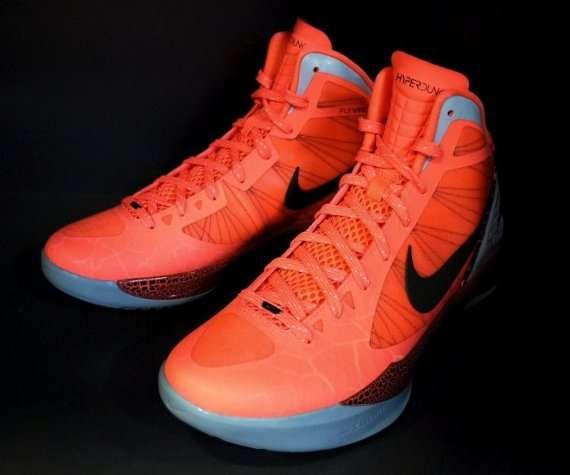Luminious Tangerine Kicks
