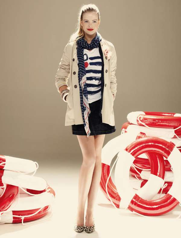 Sweet Sailor Editorials