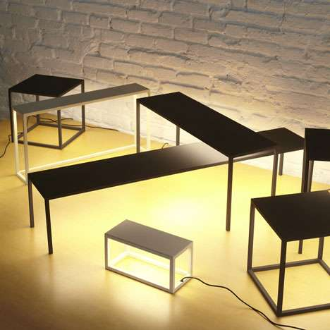 Glowing Desk Sets