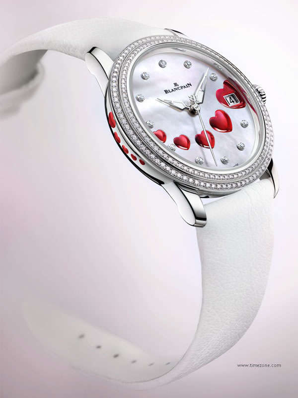 Heart-Filled Watches