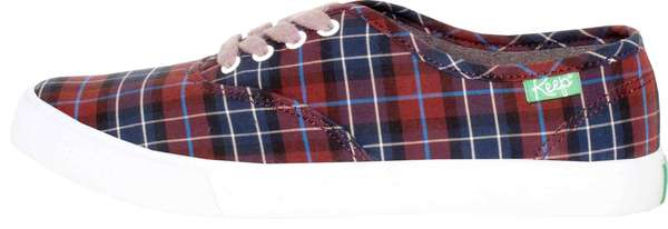 Cozy Plaid Kicks