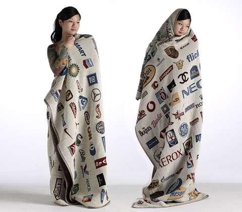Logo-Branded Blankets 2