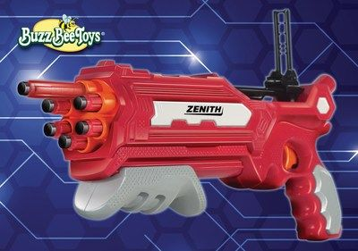Precision Blaster Toys