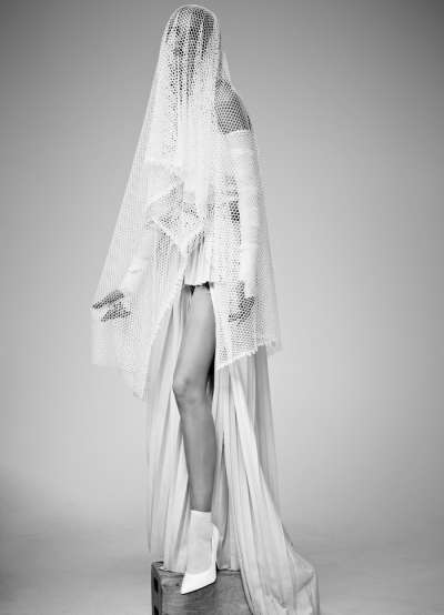 Morbid Bride Editorials