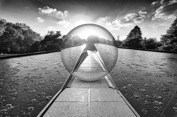 Spherical Blended Photography