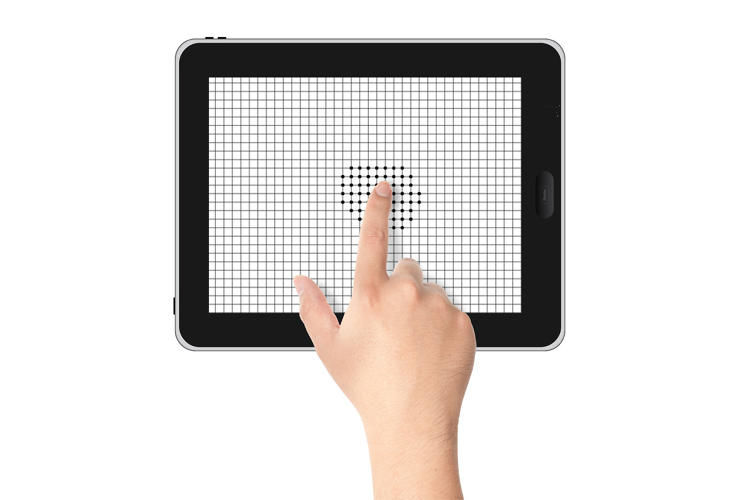Tablet Blindness Tests