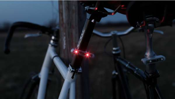 Automated Bicycle Illumination