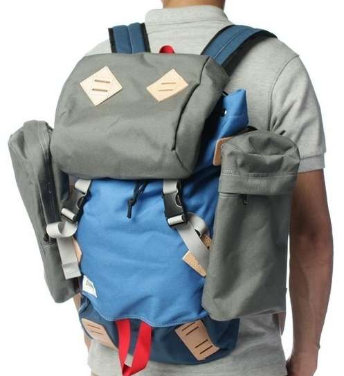 BLK Pine Workshop Rucksack