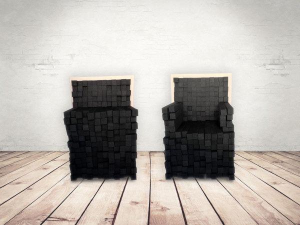 Customizable Block Furniture