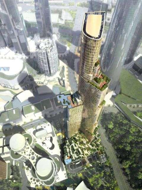 Sky-High Urban Gardens