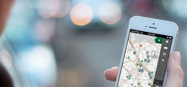 Data-Mashing Location Apps