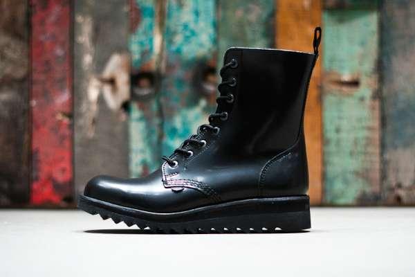 Badass Military Boots