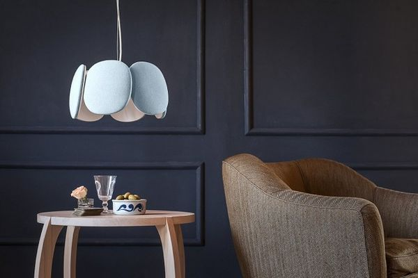 Soft Panelled Lamps