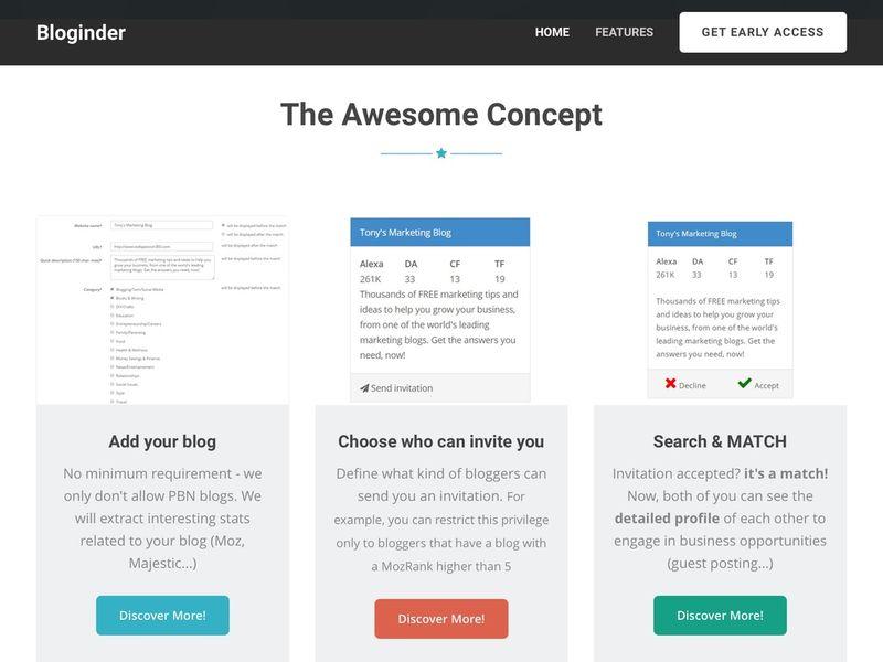 Blogger Networking Platforms