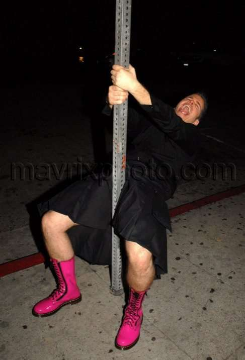 Pole-Dancing Celebubloggers