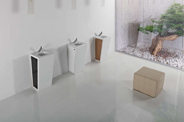 Sleek Contemporary Basins