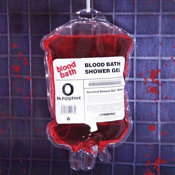 Bottled Blood Baths