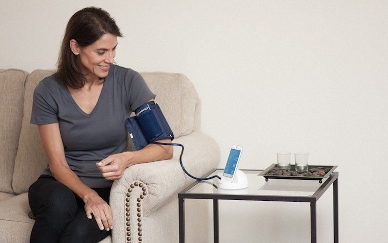 Smartphone Blood Pressure Monitors