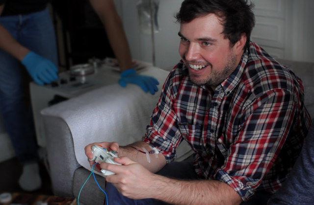 Blood-Sucking Video Games