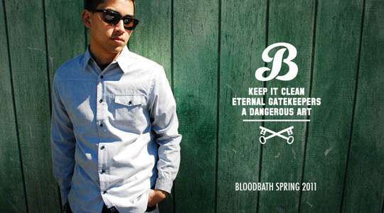 Bloodbath 2011 Spring Lookbook