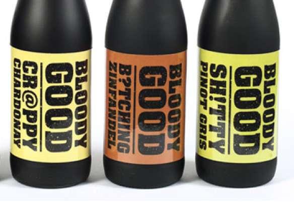 Underrated Booze Branding
