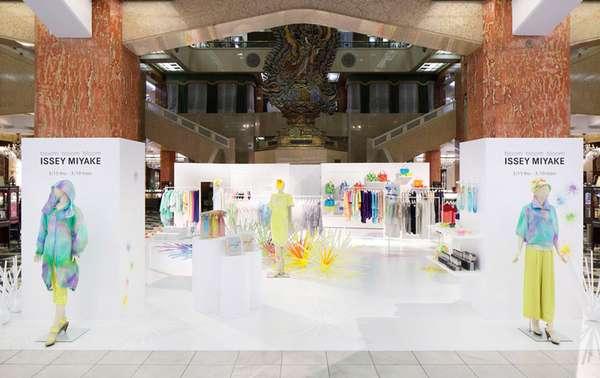 Color-Exploding Store Facades